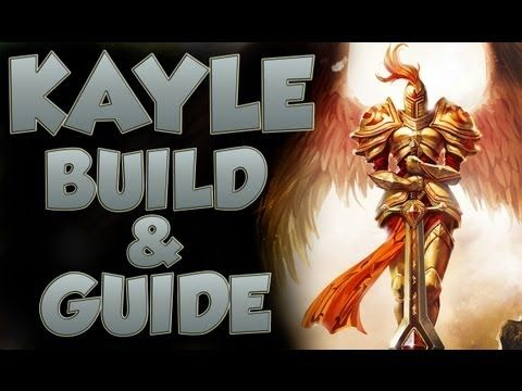 Nice Gaming Champion Spotlights League Of Legends Kayle Build