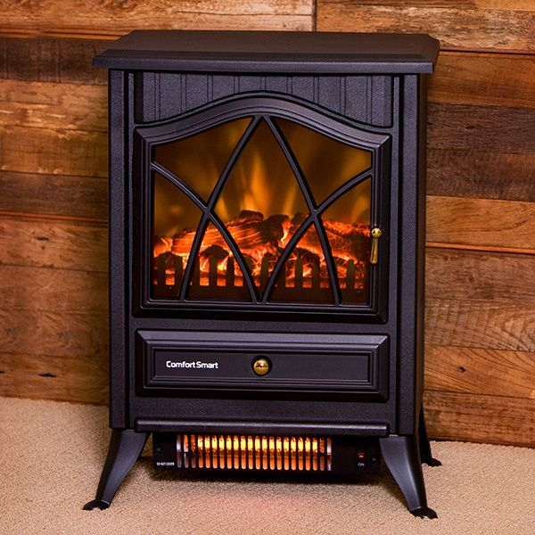 comfort smart 600 sq ft infrared fireplace stove cs 18ir future rh pinterest com