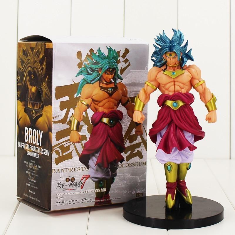 Figurine Figure Broly Burori God Dragon Ball Dragonball Z Super DBZ