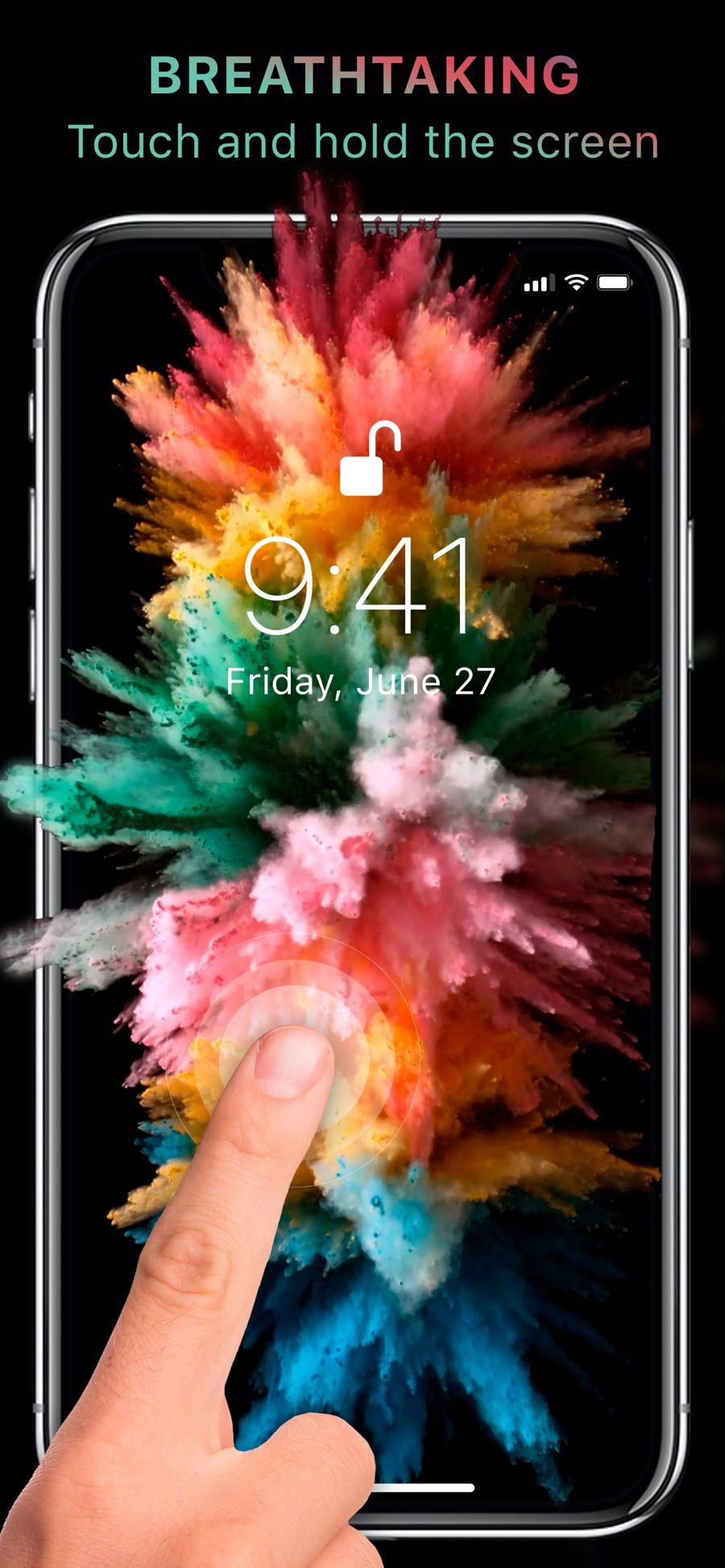 Everpix Live Wallpapers 4K HD on the App Store Moving