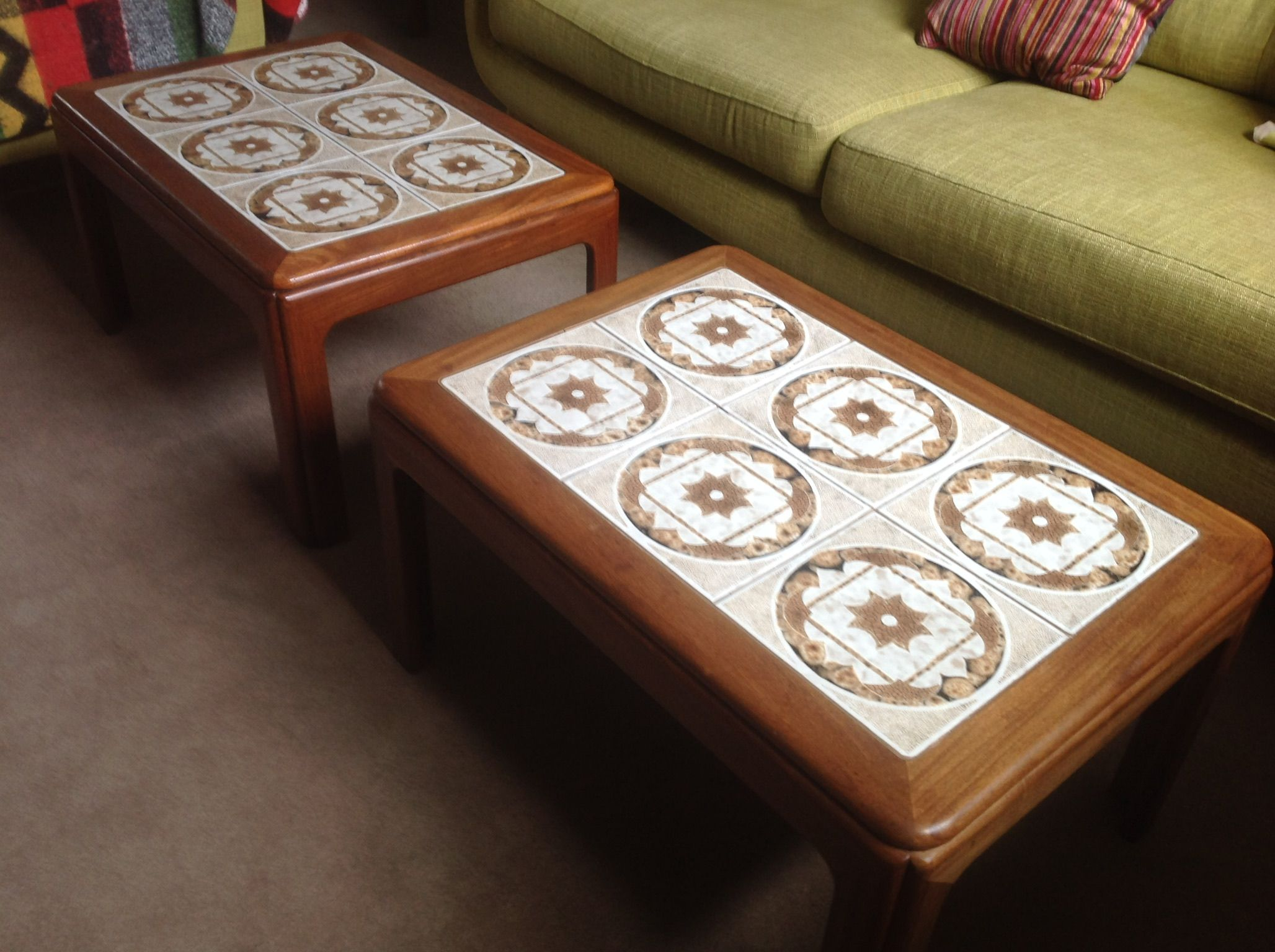 G plan coffee table 1970s Sold at Pavement Vintage