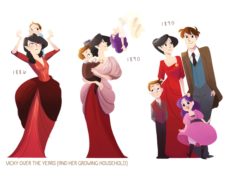 Animation Character Design Portfolio : Character design portfolio by toni reyna via behance art