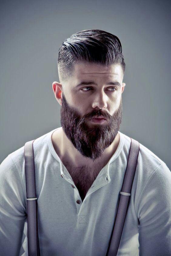 Pin by Ian GIlfillan on beards/tach & eyes   Long beard ...