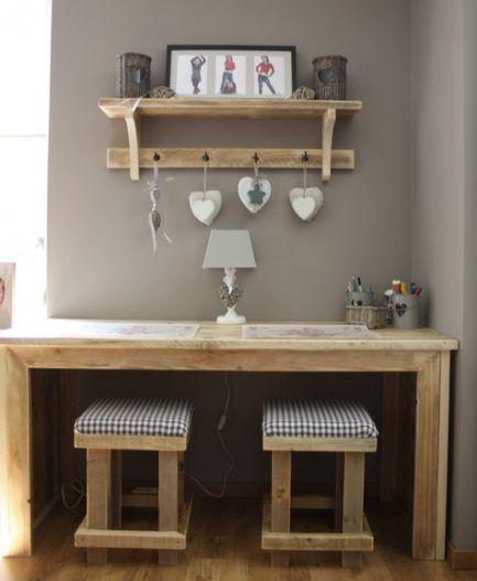 New Diy Wood Desk Breakfast Bars 51+ Ideas #diy #breakfast