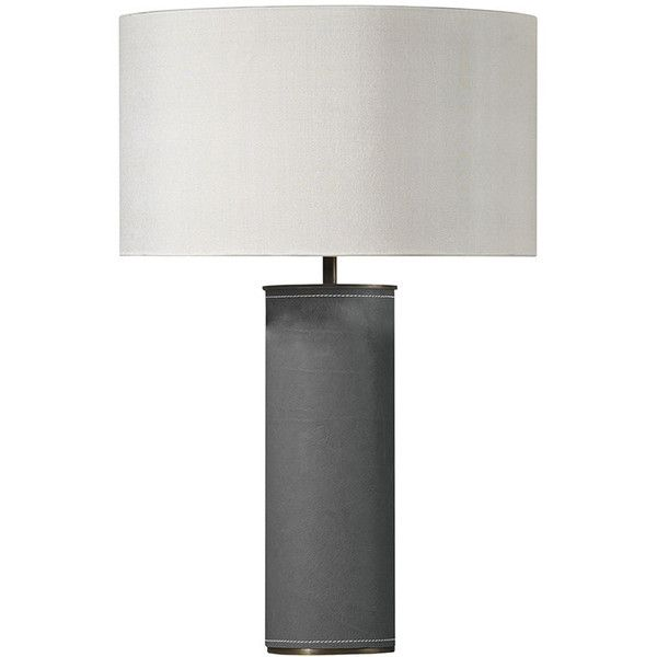 Linley Evolution Table Lamp Slate Grey 1 770 Aud Liked On