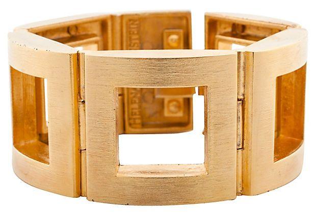 Helena Rubenstein Link Bracelet on OneKingsLane.com