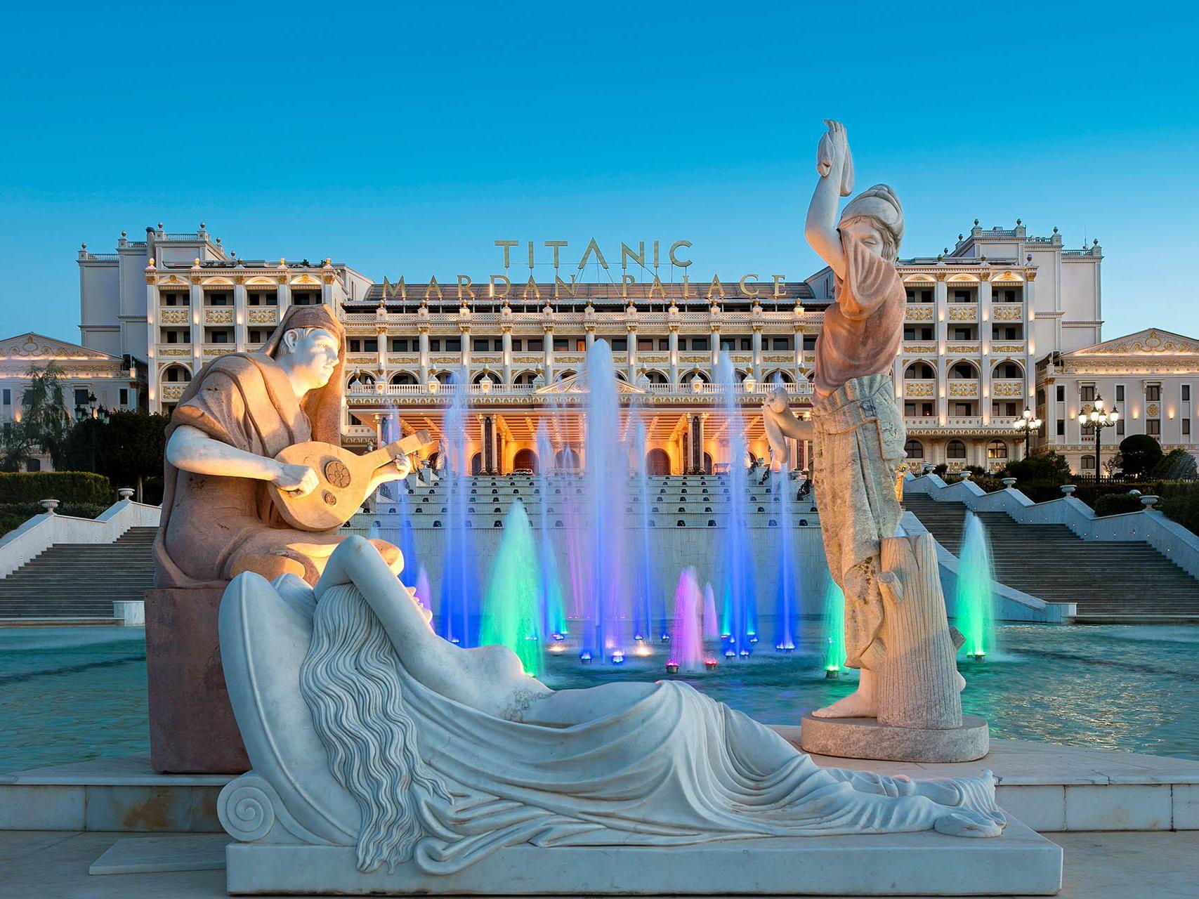 5 Star All Inclusive Antalya Turkey Titanic Mardan Palace Photo Tour How To Take Photos Antalya