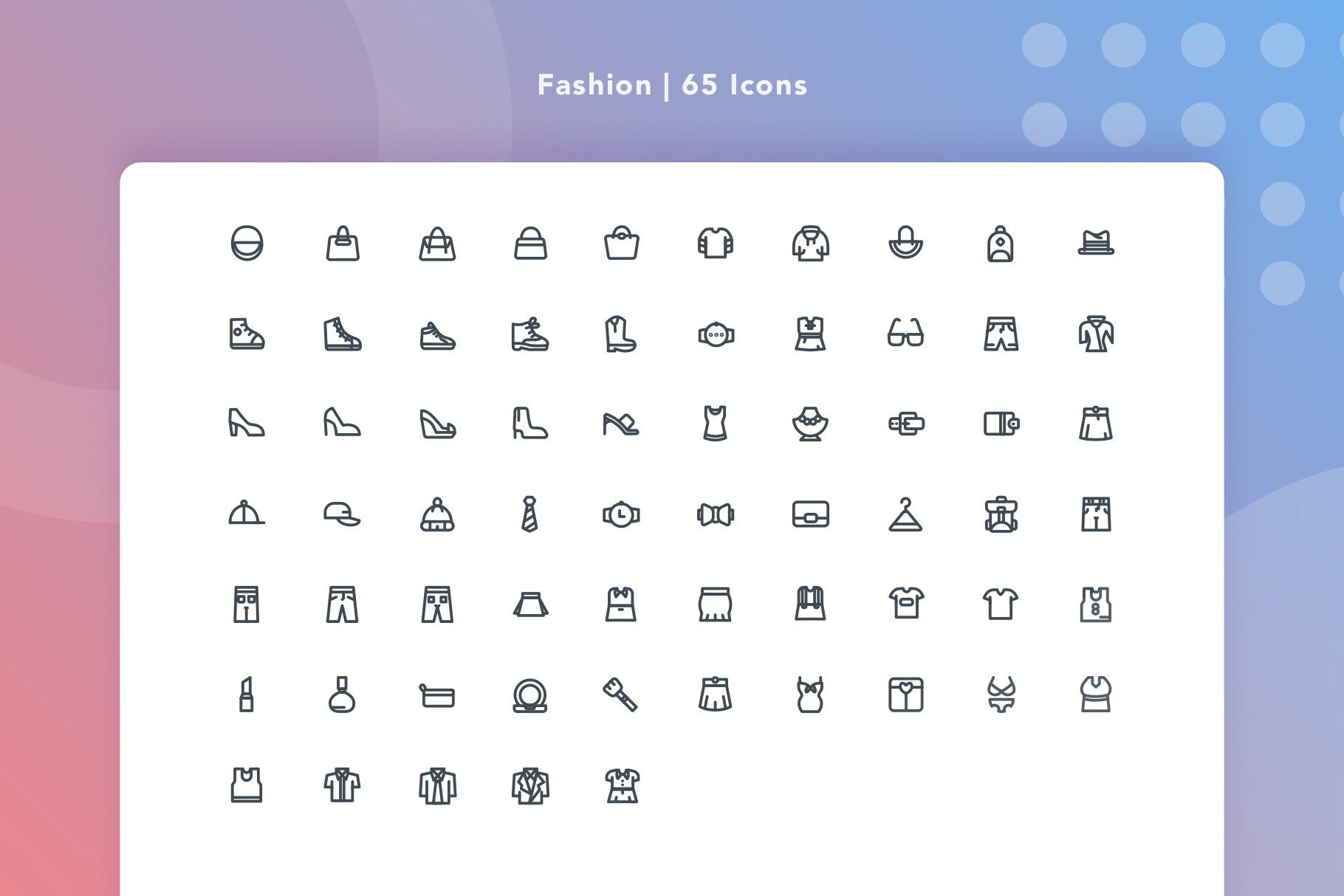 1270 Modern Line Icon Kit Sketch App Icon Icon Set