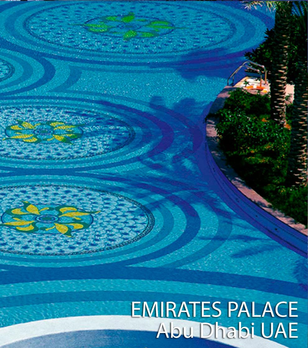 Swimming Pools In The World Mosaic Tiles Mosaic Tiles