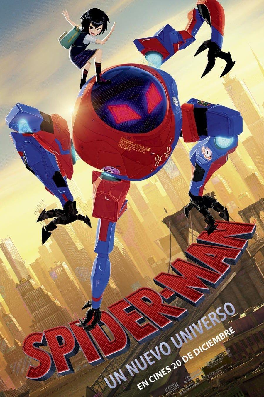 ver spider man into the spider verse online free