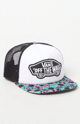 5da8273a9c Vans Beach Girl Trucker Hat at PacSun.com  giftryapp
