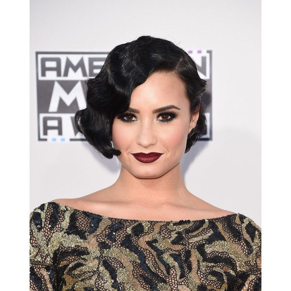 Demi Lovato 2015 American Music Awards Arrivals Exffxtybeybx Jpg Jpeg Image 816 1024 Pixels Scaled Gatsby Hair Demi Lovato Hair Great Gatsby Hairstyles