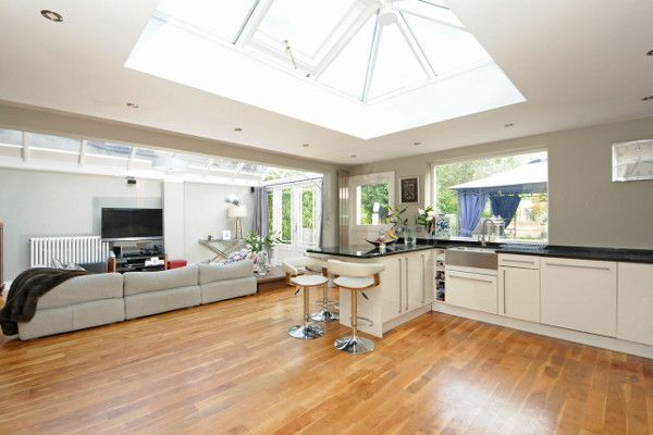 Open Plan Kitchen Family Room Google Search