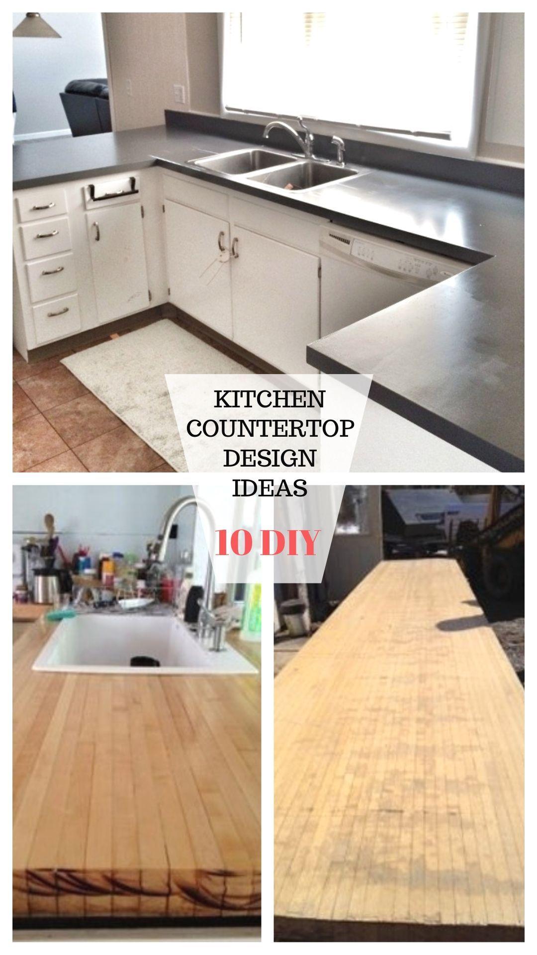 Teal Kitchen Decor Kitchen Decor Walmart Mickey Mouse Kitchen Decor Pink Kitchen Decor Oran In 2020 Diy Kitchen Countertops Diy Kitchen Kitchen Backsplash Designs