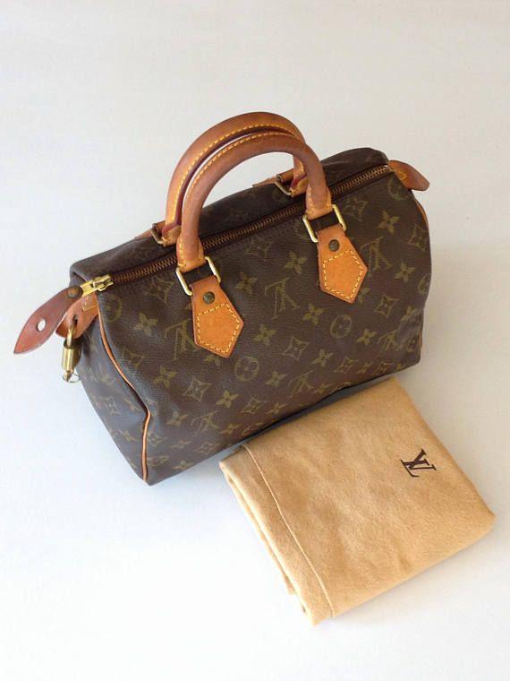 Perfect Conditon Vintage 90 S Authentic Louis Vuitton Louis Vuitton Iconic Bags How To Make Handbags