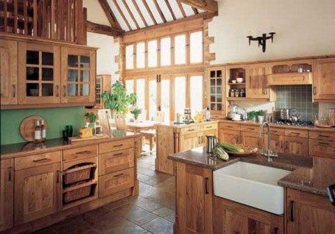 Cocinas clasicas para enamorarse - Ideas Kitchens