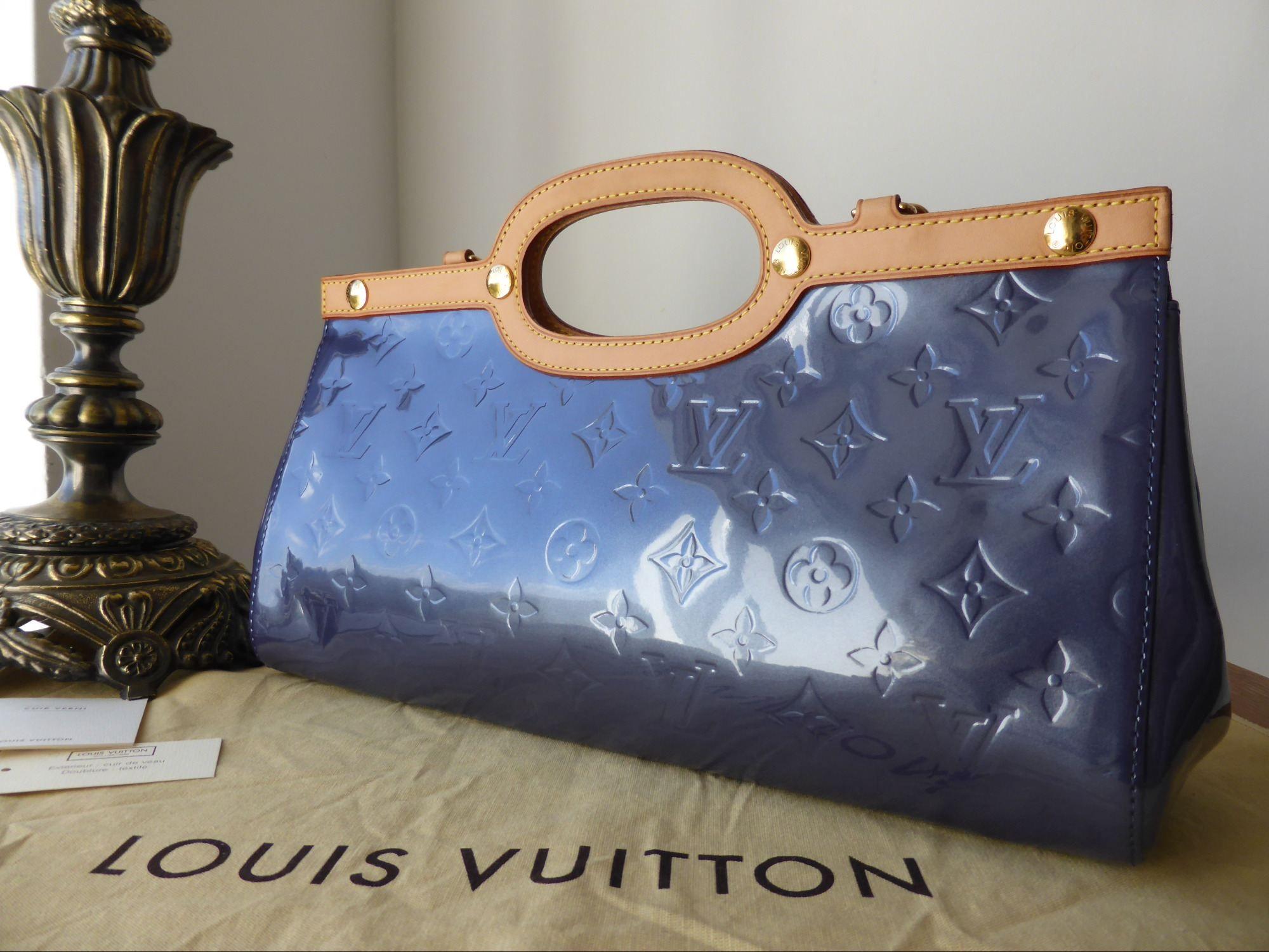 Louis Vuitton Roxbury Drive In Indigo Vernis Npnbags Co Uk Naughtipidginsnest Prod 4878723