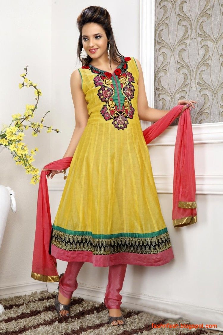 Indian Anarkali Dresses | Anarkali Dresses for Beautiful-Cute ...