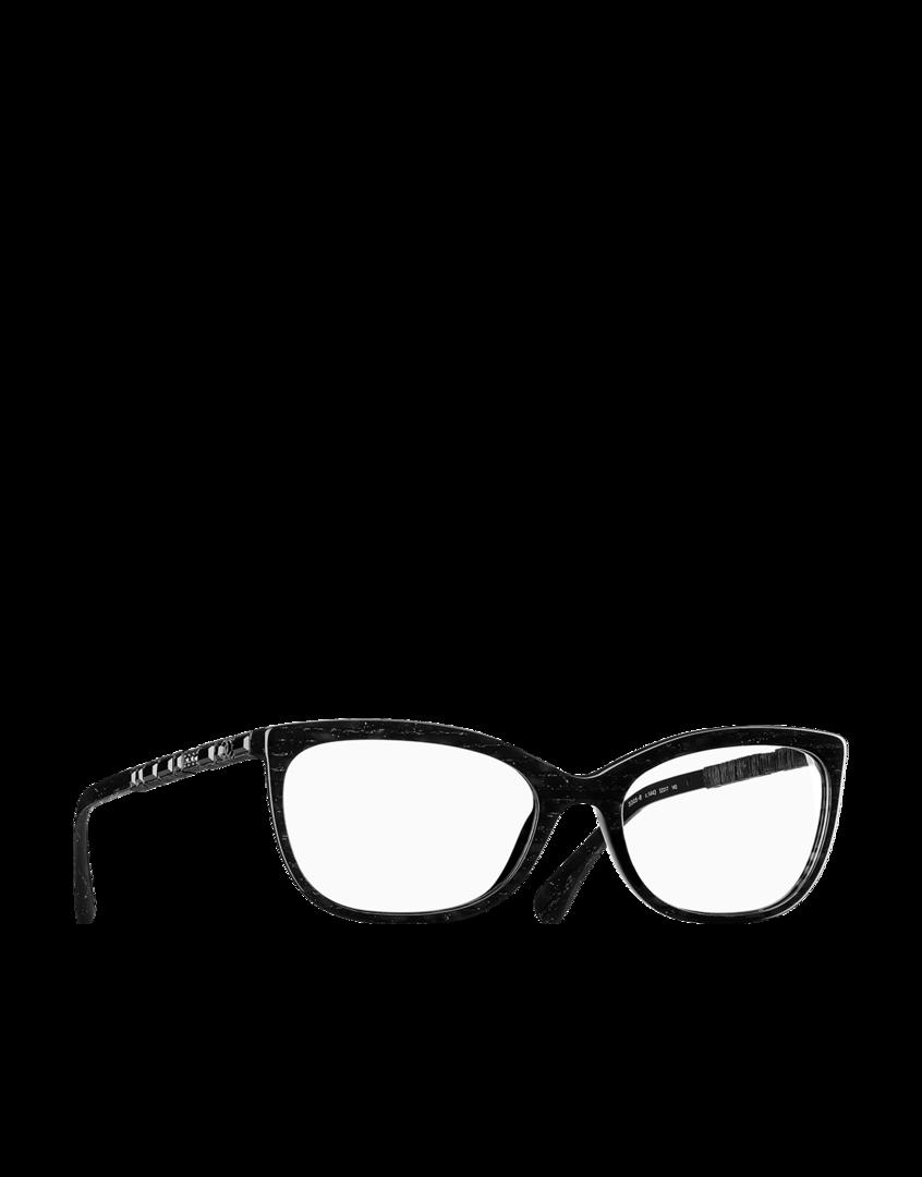 Katzenaugenförmige Korrekturfassung... - CHANEL | Brille | Pinterest ...