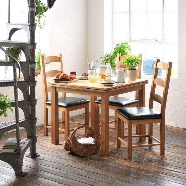 Comedores pequeños con mucho encanto Dinner room, Room ideas and Room