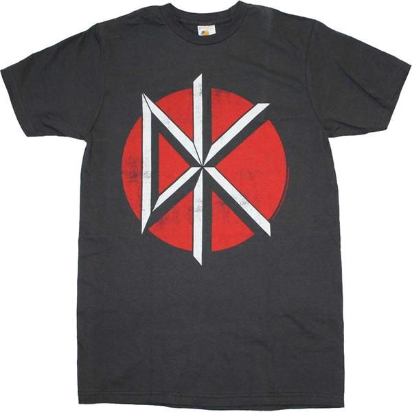 c362b70df3e63 Inked Boutique - Dead Kennedys Distressed Logo T-Shirt Punk Rock Band Music  www.inkedboutique.com