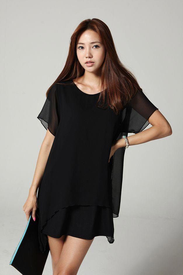 Delicious Flat Chest   Fashion, Korean fashion, Women