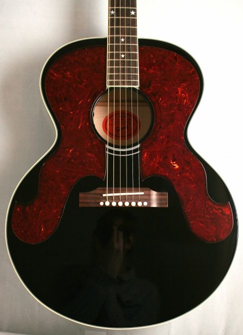 used Customers First Gibson J-180 Acoustic Electric Guitar