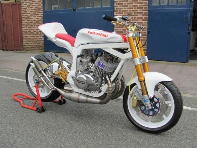 Kwikasfaki streetfighter - Cool Motorcycles - Visordown