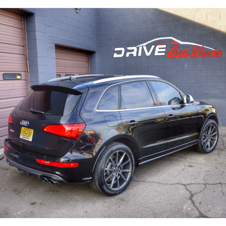 Transforming This Audi Sq5 With Aprllc Pulley Upgrade With Tune And Vossen 20inch Vps Wheels In Matte Grey With Pirelli Wint Winter Tyres Pirelli Vossen