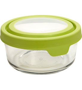 Anchor Glass Food Storage Container 2 Cup