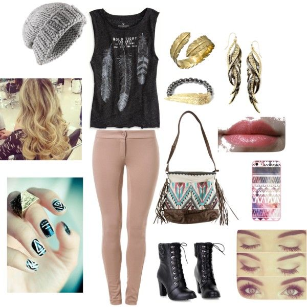 """""""Feather"""" by ashleytrump on Polyvore"""