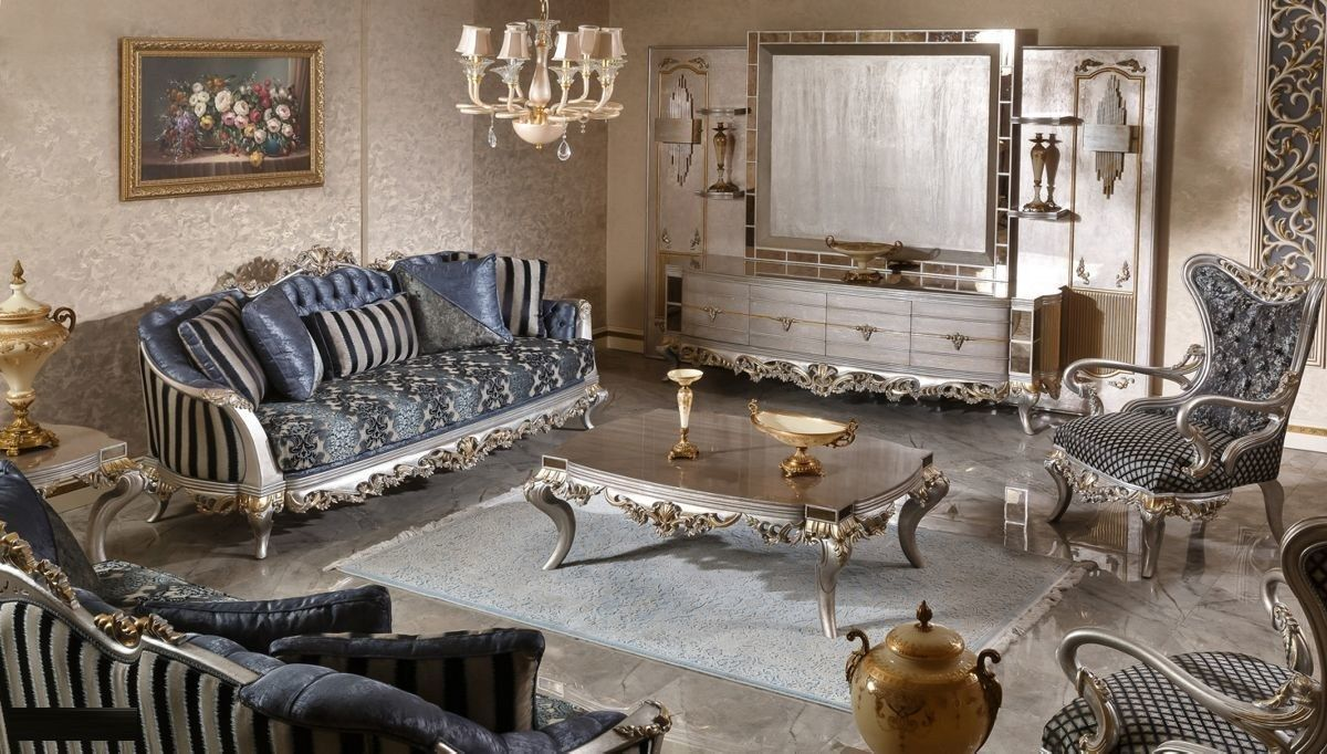 Luks Ronse Klasik Koltuk Takimi Mobilya Fikirleri Yatak Odasi Mobilya Takimlari Kucuk Oturma Odalari