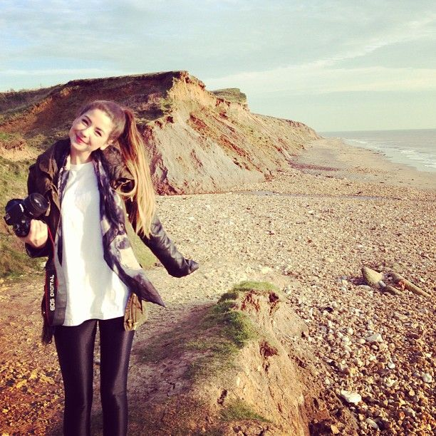 Had such a good few days in the Isle of Wight with friends :) miss it already ǁ Photo by zozeebo