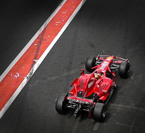 Ferrari Formula 1 - this is an amazing machine.