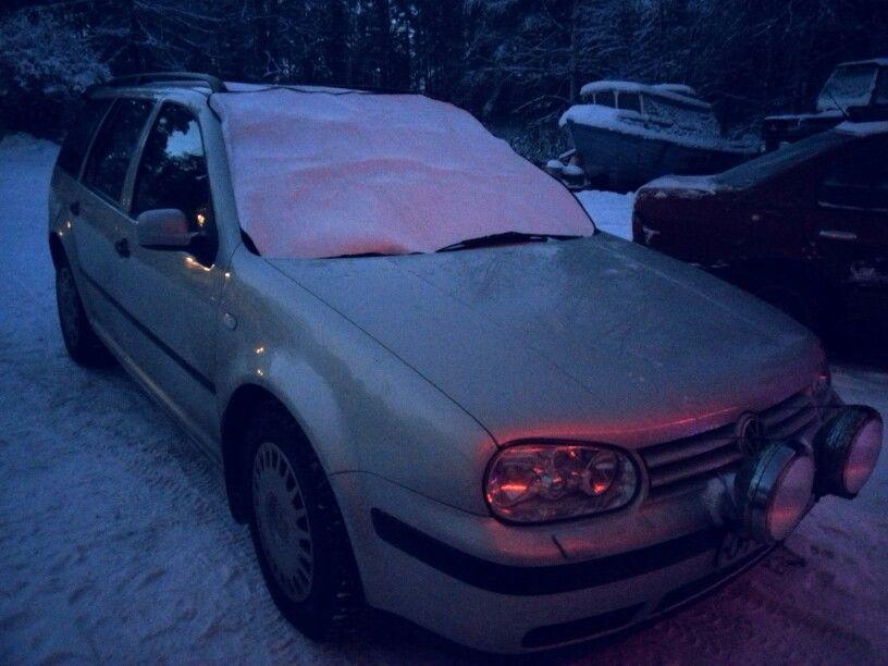 23.12.2014 auton katsastus ja heittämällä läpi