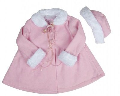 Winterjacke fur baby madchen