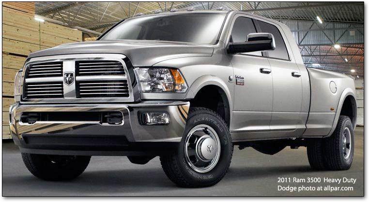 2011 Dodge Ram 3500 Heavy Duty Dodge Ram Ram Trucks Dodge Trucks Ram