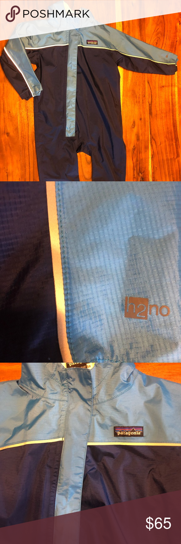 4d2b4e5b994d Patagonia jumpsuit In great used condition size 18-24mo. Patagonia One  Pieces Bodysuits