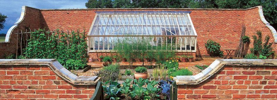 Bespoke greenhouse gallery