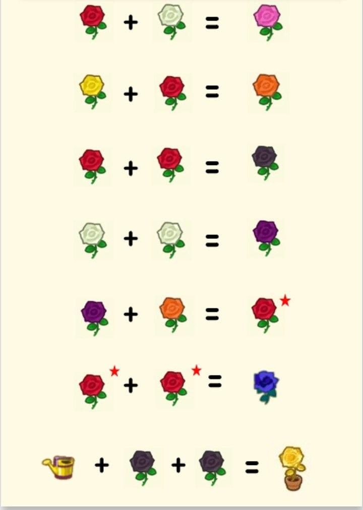 14++ Animal crossing blue roses ideas