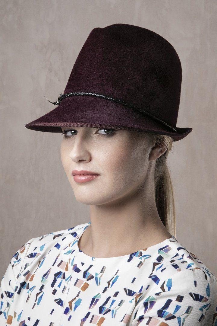 b378ffd3 Ladies Trilby 'Murni' | accessories | Pinterest | Hats, Trilby hat and Felt  hat