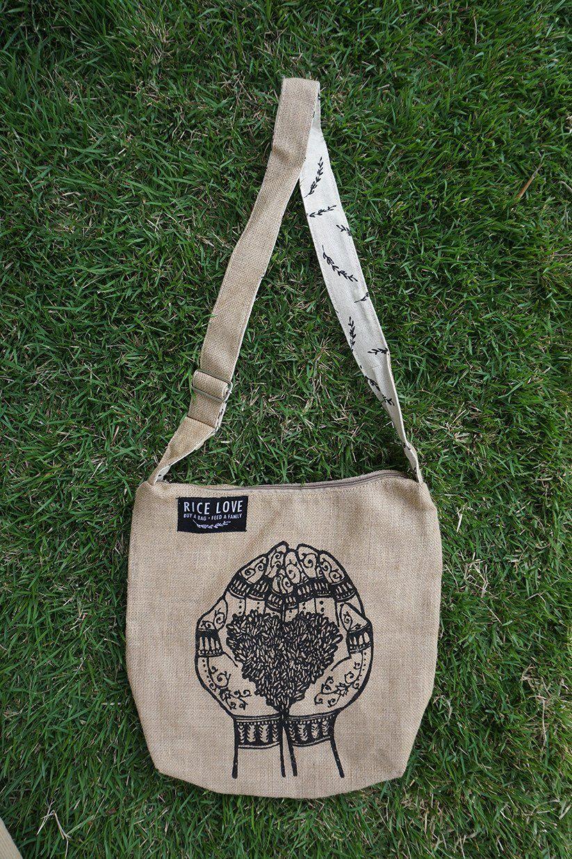 Artist Series Henna Bags, Rice bags, Henna