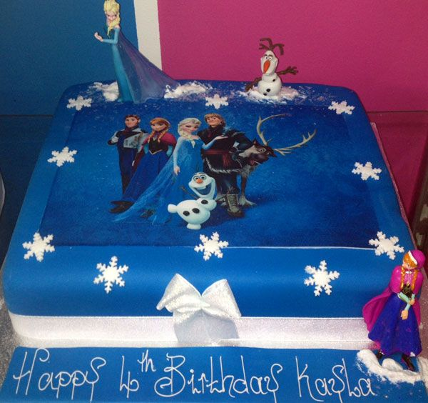 frozen birthday cake Google Search kids birthday party