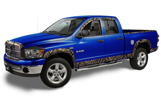 Best Truck Ever It S A Dodge Ram In Electric Blue And Camo