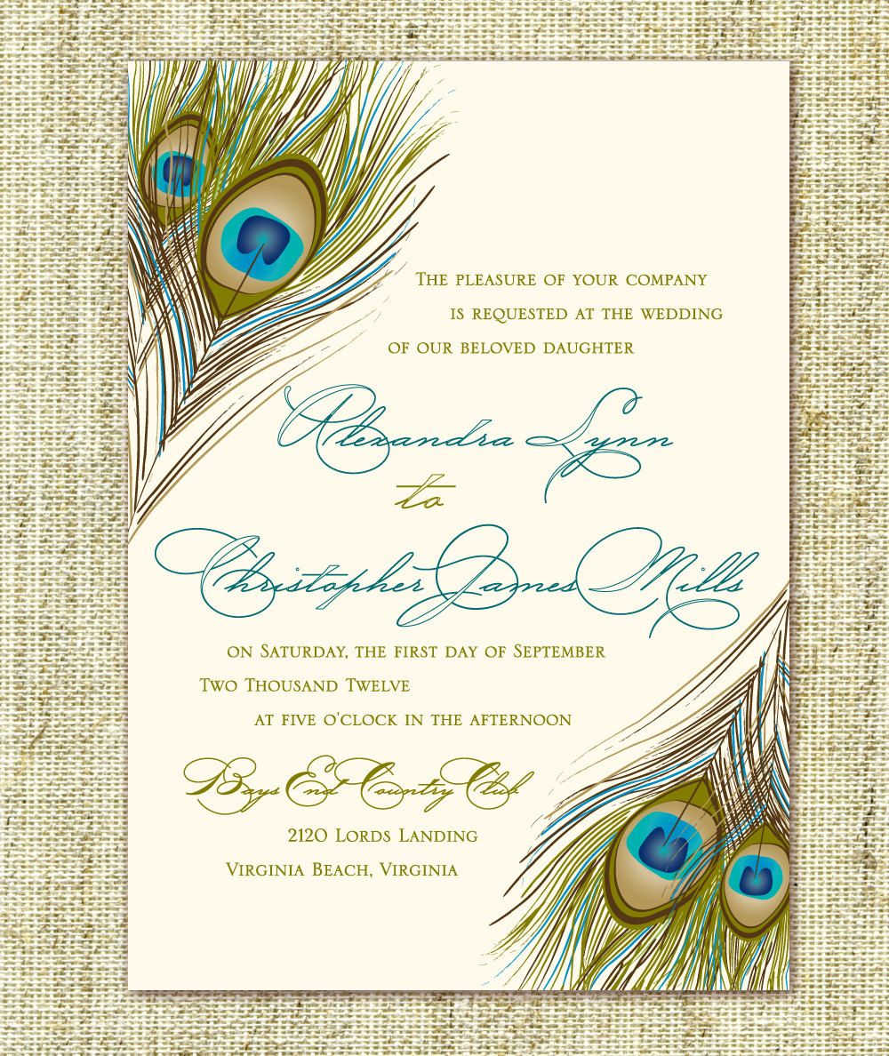 Peackock Style Wedding Invitation And Save The Date Sample Packe 5 0 Peacock Wedding Invitations Script Wedding Invitations Indian Wedding Invitation Cards
