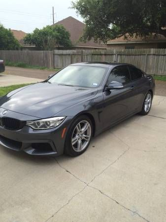 2015 bmw 435i with m sport pkg mcallen 44900 qr code link to this post fully loaded bmw 435i 2 dr coupe this one has the m cars for sale bmw used cars pinterest