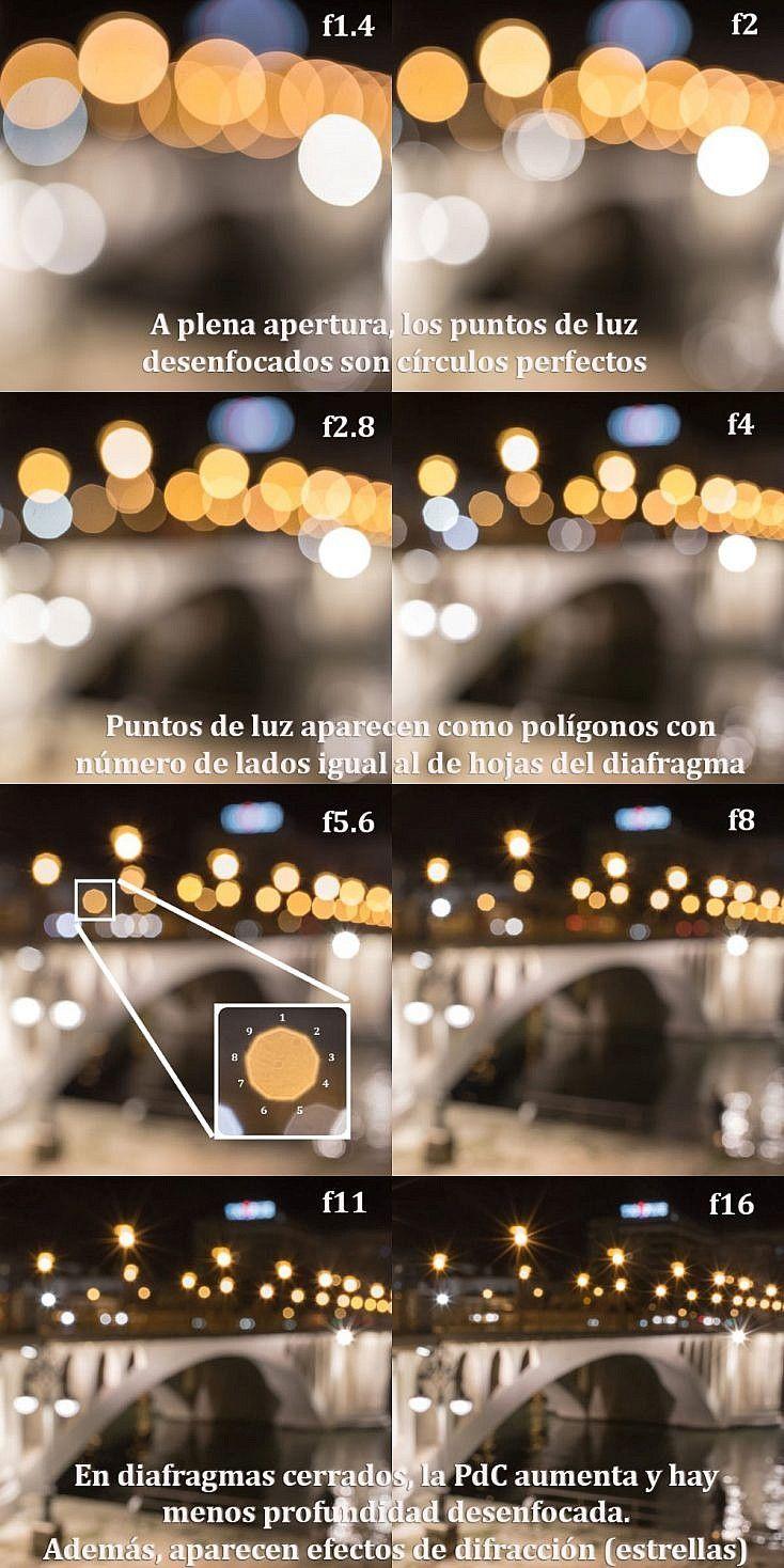 Cuántas Hojas Tiene tu Diafragma y Cómo Influye en tu Foto