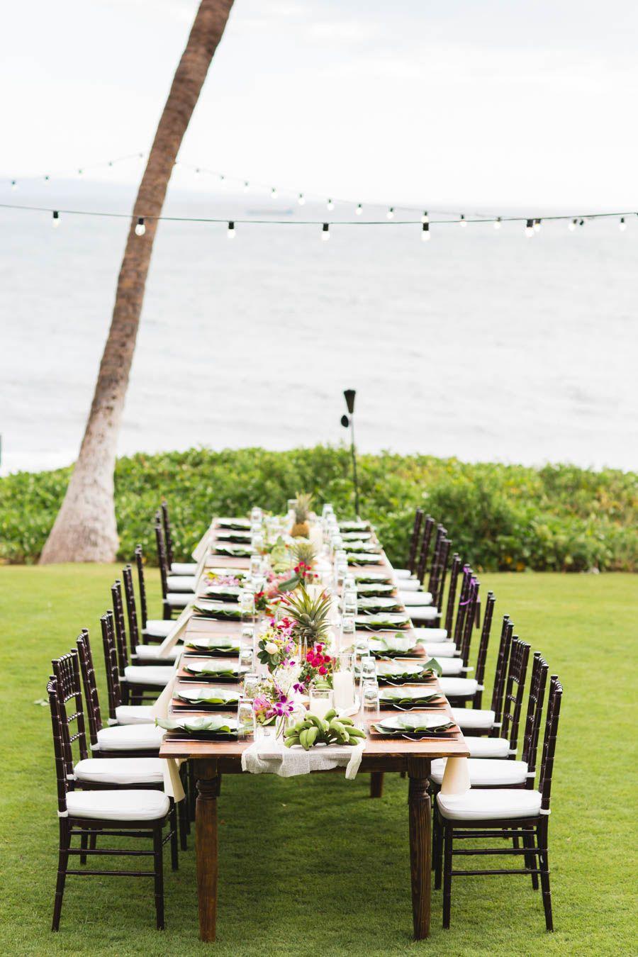 Sugar Beach Maui Wedding of Tyishia and Jerry by Maui