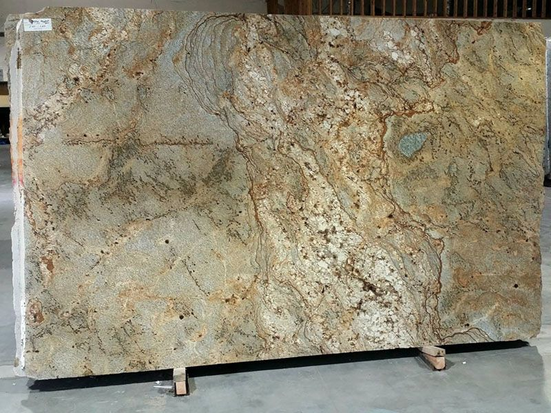 Golden Crystal Granite Royal Fabricators Bell Pl Woodstock Ga Countertop Installation