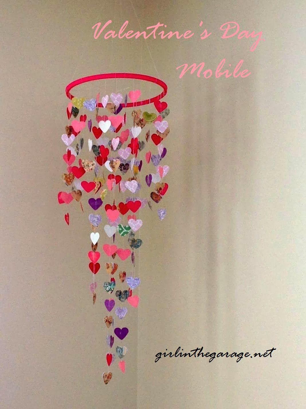 lily griffiths blog: 3 idées diy pour la st valentin ! | deco papier